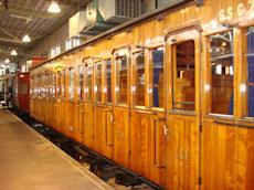 spoorwegmuseum oude trein