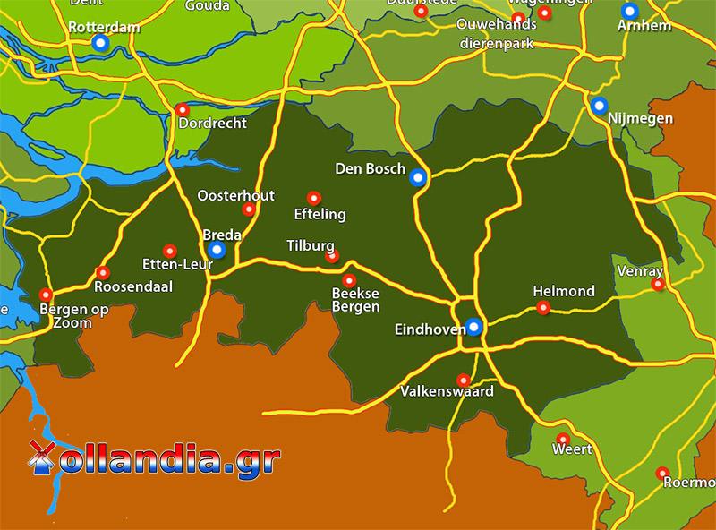 Noord-Brabant Ollandia