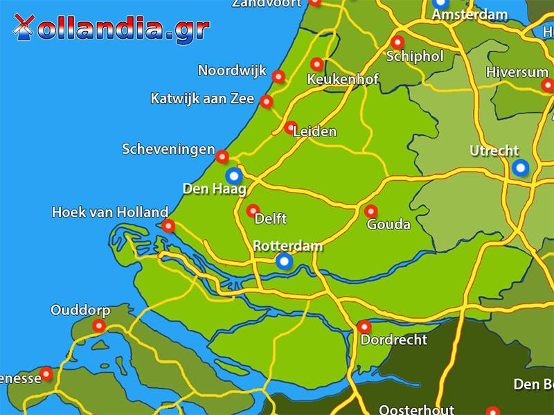 Zuid-Holland Ollandia