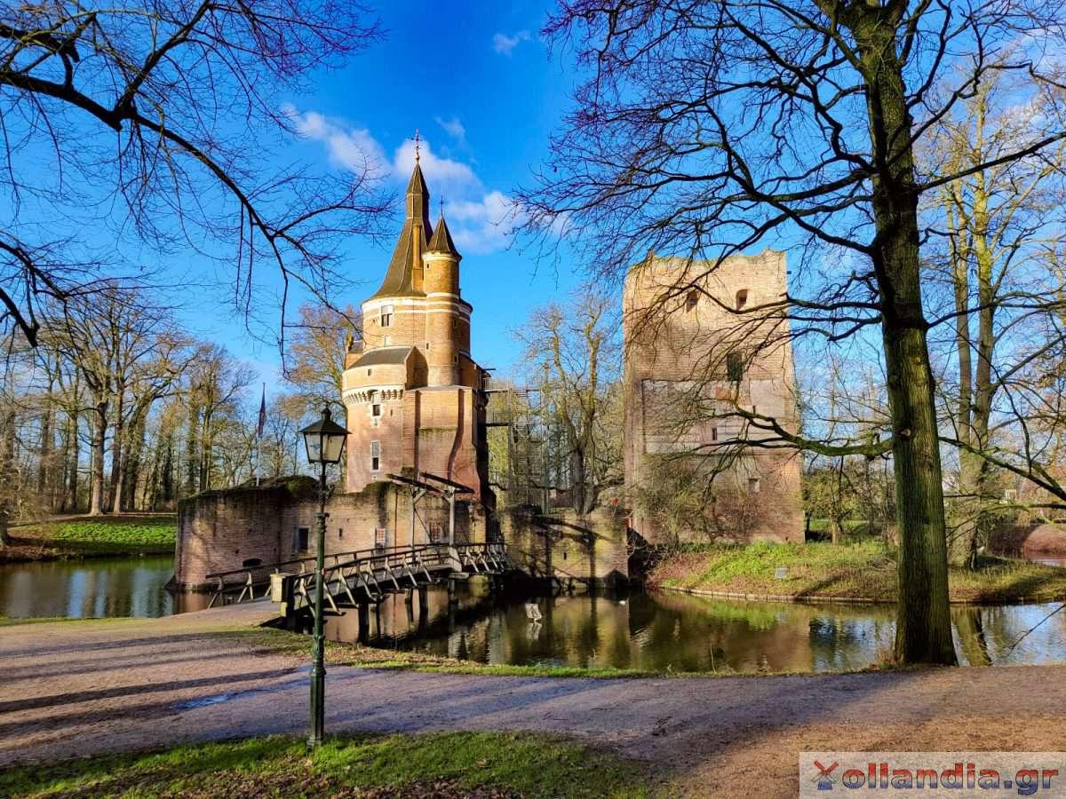 Kasteel Wijk bij Duurstede - Το κάστρο